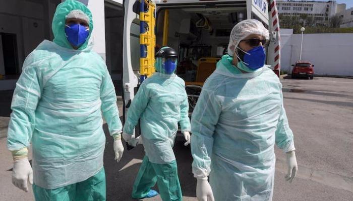 تونس تسجل 1161 إصابة جديدة كورونا و88 وفاة