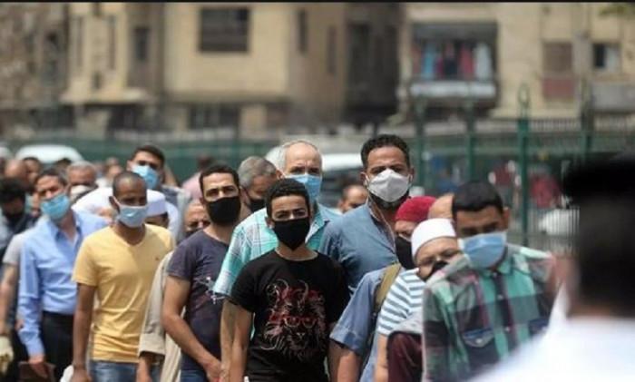 مصر تسجل 1180 إصابة و61 وفاة بكورونا