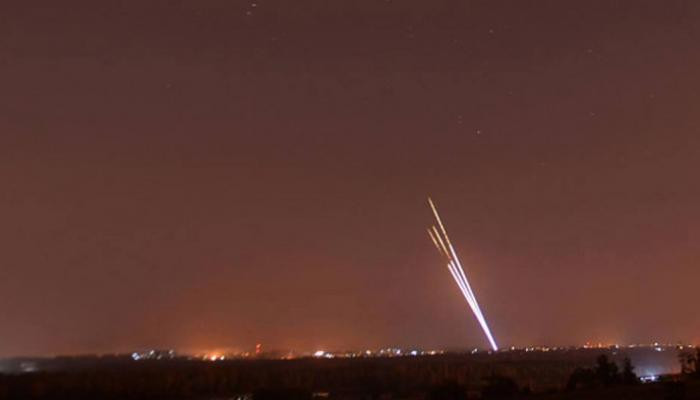 مقتل 4 إسرائيليين في قصف فلسطيني