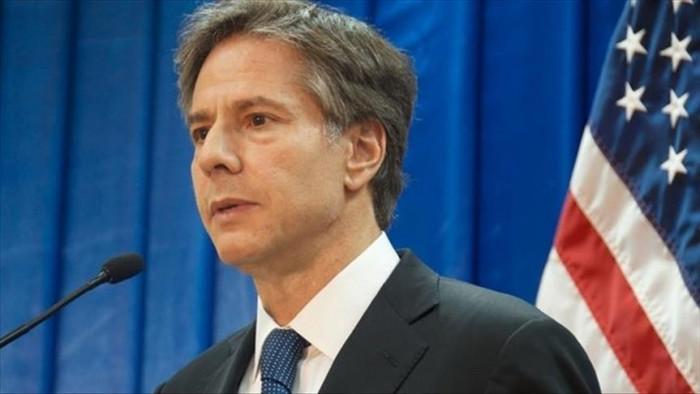 وزير الخارجية الأمريكي يدعو فلسطين وإسرائيل للتهدئة