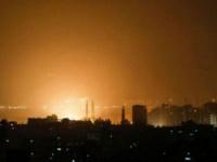غارات إسرائيلية تستهدف تجمعًا لمقرات أمنية تابعة لحماس