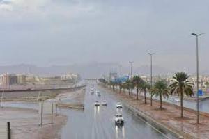هطول أمطار رعدية.. حالة طقس السعودية اليوم الأربعاء