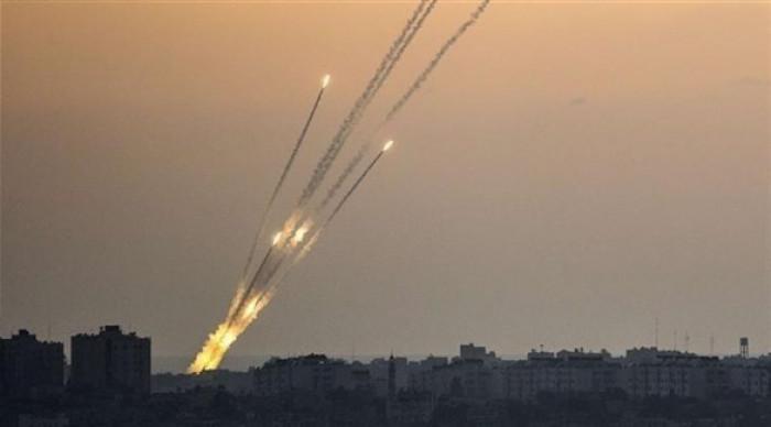 الجيش الإسرائيلي: 1000 صاروخ أطلقت من قطاع غزة