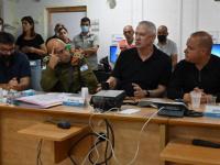 """وزير الدفاع الإسرائيلي: لا يمكن التوصل إلى هدنة قبل إحلال هدوء """"طويل الأمد"""""""