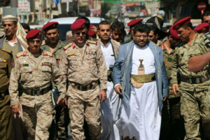 وزير حوثي يُهدد بتصفية نائبه بسبب تهنئة العيد
