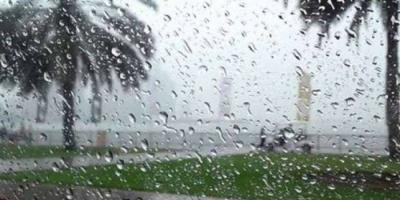 استمرار هطول الأمطار بعدة محافظات