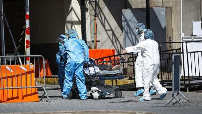 ألمانيا تسجل 14 ألفا و909 إصابات جديدة بكورونا