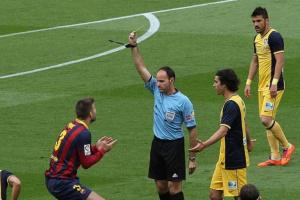 الإسباني ماتيو لاهوز حكمًا لنهائي دوري أبطال أوروبا بين مانشستر سيتي وتشيلسي