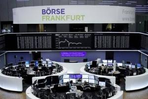 مؤشرات البورصة الأوروبية تغلق باللون الأخضر