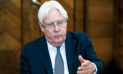 جريفيث: هجوم مأرب بلا مبرر وإنهاء النزاع بتسوية سياسية