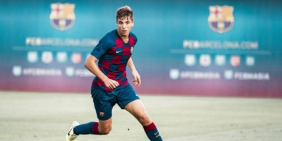 برشلونة يمدد عقده مع جونزاليس حتى 2024 وبند تخارج بقيمة نصف مليار يورو