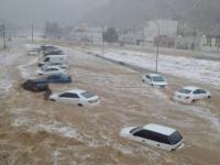 أعباء السيول في اليمن.. أضرار جديدة تنهش في جدار الإنسانية