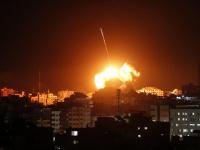 الجيش الإسرائيلي يعلن استهدافه مقرًا أمنيًا لحماس