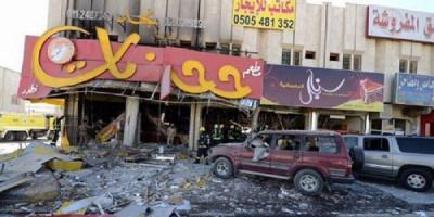 مصرع شخص وإصابة 7 آخرين في انفجار مطعم بالسعودية