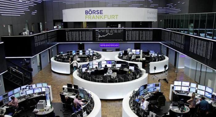 مؤشرات البورصة الأوروبية تتراجع بالختام