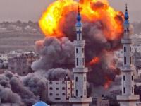 إسرائيل تقصف مكاتب الاستخبارات العسكرية التابعة لحماس