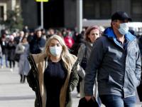 روسيا تُسجل 392 وفاة و8380 إصابة جديدة بكورونا