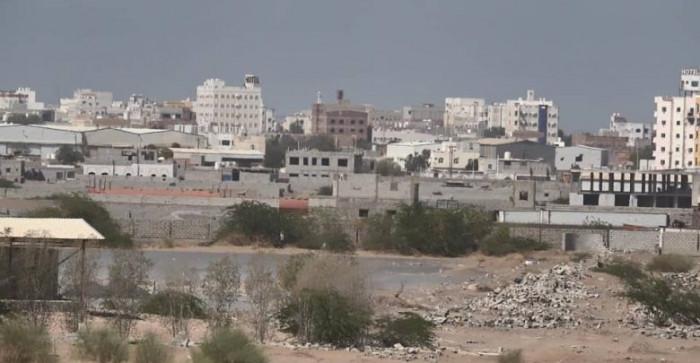 هجمات حوثية متفرقة جنوب الحديدة بالأسلحة الثقيلة