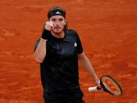 تسيتسيباس يواجه ديوكوفيتش في ربع نهائي بطولة روما