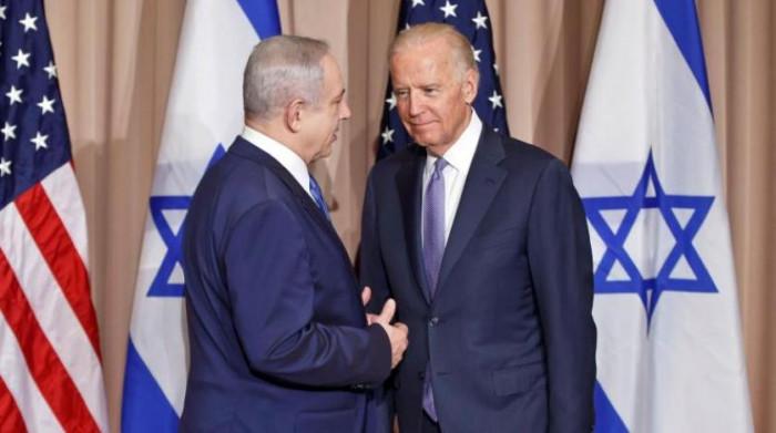 بايدن يؤكد سعيه لوقف التصعيد بين إسرائيل وفلسطين