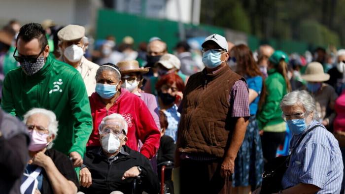 المكسيك تسجل 3632 إصابة جديدة بكورونا