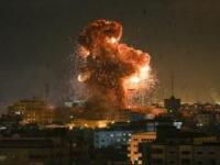إسرائيل تطلق 160 طائرة لقصف 150 هدفًا بغزة