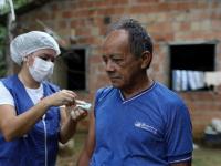 البرازيل تسجل 74592 إصابة جديدة بكورونا