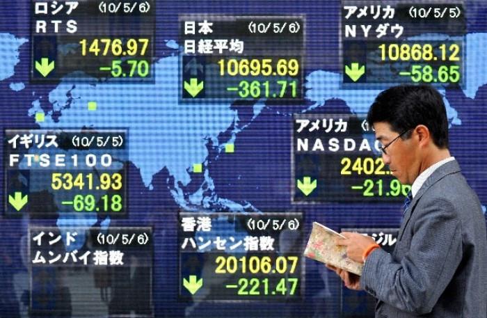 نيكي الياباني يقفز 1.00% اليوم الجمعة