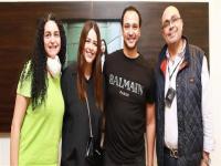 """هنادي مهنا وأحمد خالد صالح يقدمان نهايات مختلفة في مسلسل """"رحلتي من الشك لبلطيم"""""""