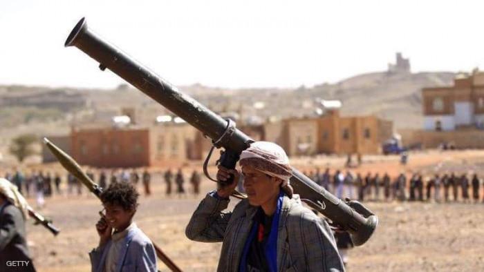 اعتداءات الحوثي على المدنيين.. نيران تفضح إرهاب المليشيات