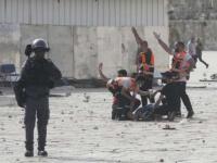 تجدد الاشتباكات بالشيخ جراح عقب صلاة الجمعة