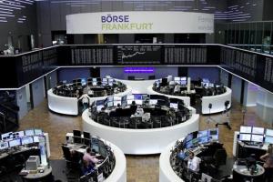 مؤشرات البورصة الأوروبية تنهي جلسات الأسبوع باللون الأخضر