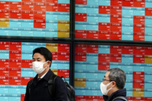 بورصة اليابان تسجل أكبر خسارة أسبوعية خلال 9 أشهر