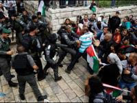 مقتل 5 فلسطينيين في مواجهات بالضفة