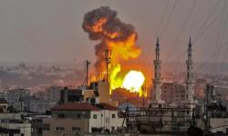 إسرائيل تشن غارات جديدة مكثفة على غزة