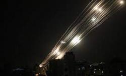 غزة تطلق دفعة صواريخ جديدة تجاه عسقلان وأسدود