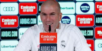 زيدان يرفض الحديث عن مستقبله مع ريال مدريد