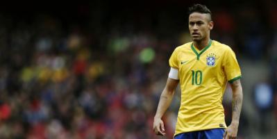 نيمار على رأس قائمة منتخب البرازيل بتصفيات كأس العالم