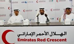 الهلال الأحمر الإماراتي يمنح عشرات الآلاف من اللاجئين التطعيم ضد كورونا