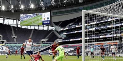 توتنهام ينعش آماله الأوروبية بفوز ثمين على وولفرهامبتون في الدوري الإنجليزي