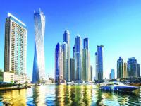 خلال يوم واحد.. تصرفات عقارات دبي تتجاوز 715 مليون درهم 