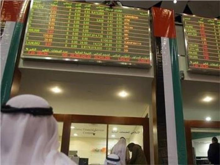 """الأسهم القيادية تصعد ببورصة """"أبوظبي"""" عند الإغلاق"""
