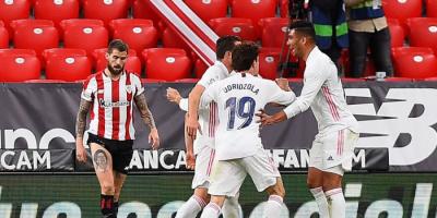 ناتشو يبقي آمال ريال مدريد حيّة حتى الجولة الأخيرة