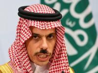 السعودية وأمريكا تبحثان آليات خفض التصعيد بين إسرائيل والفلسطينيين