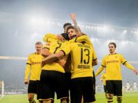 دورتموند يواصل احتفالاته بكأس ألمانيا ويضمن التأهل لدوري الأبطال بثلاثية في ماينز