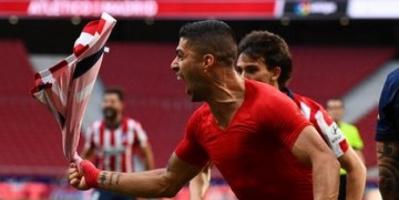 سواريز يكشف سر الفوز على أوساسونا بالدوري الإسباني
