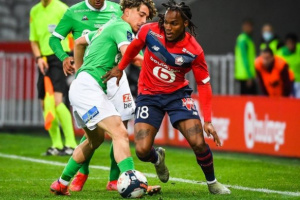 ليل وسان جيرمان يواصلان الصراع على لقب الدوري الفرنسي