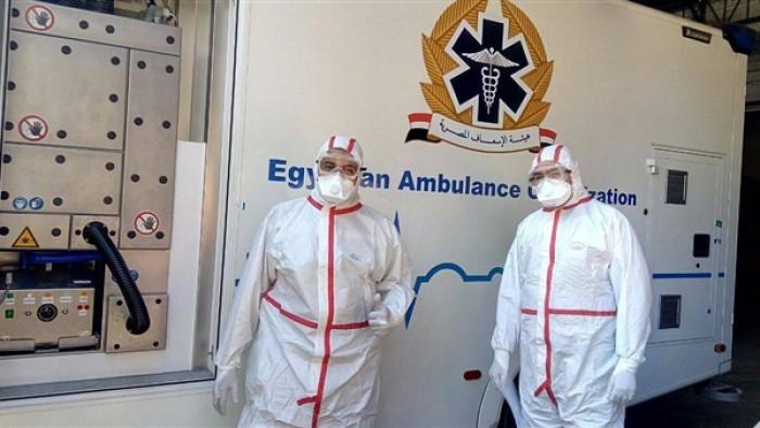 مصر تسجل 1201 إصابة و58 وفاة بكورونا