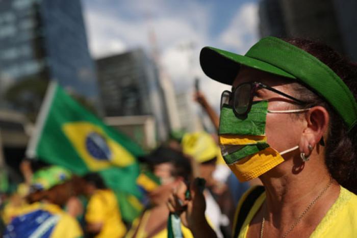 كورونا.. البرازيل تسجل 40941 إصابة و1036 وفاة