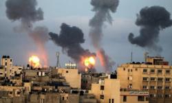 الجيش الإسرائيلي يعلن قصفه 15 كم من أنفاق حماس